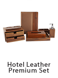 Hotel Leather Premium Set
